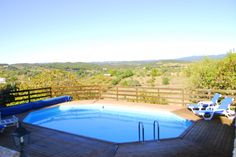 Cool off with a view in Alvor #Luxury #Peace #Algarve