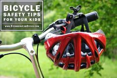 Summer #BicycleSafety Tips for Your Kids