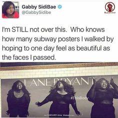 Gabourey Sidibe #Representation