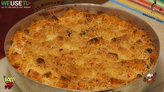 #weusetv #ilboccatv #laveracucinatoscana #Pasticcio di #pasta #estivo...poi ci vole un #digestivo..:)