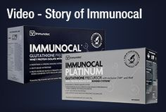 The Story of Immunocal