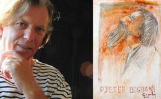 Portreti i Pjetër Bogdanit nga piktori shqiptar GazmendFreitag