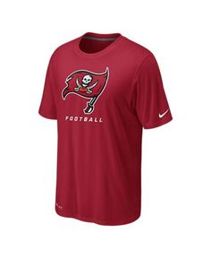 Nike Men's Tampa Bay Buccaneers Legend Elite Logo T-Shirt