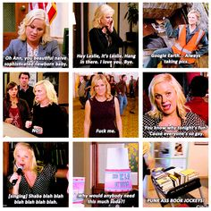 Leslie Knope <3 SOme of these are funny, forgive the ones that arent