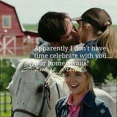 Heartland Season 9, Amy And Ty Heartland, Heartland Quotes, Heartland Ranch, Heartland Tv Show, Heartland Characters, Ty Et Amy, Ty Borden, Heart Land
