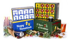The 37 Best Advent Calendars for Adults in 2020 Craft Beer Advent Calendar, Chocolate Advent Calendar, Beauty Advent Calendar, Countdown Calendar, Advent Calendars, Hanukkah Crafts, Holiday Crafts, Alternative Advent Calendar