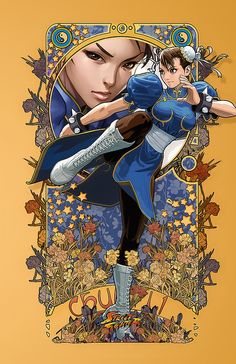 Chun Li - The Acclaimed 'First Lady' of Video Games