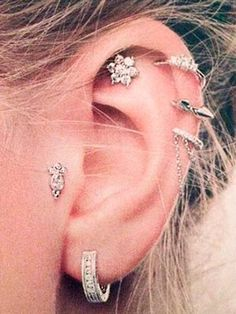 We're loving these super hot piercings at the moment!