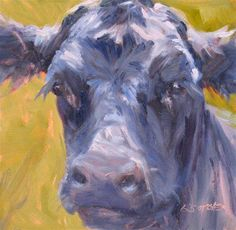 """Daily Paintworks - """"Day 18 of 30 Paintings in 30 Days"""" - Original Fine Art for Sale - © Ginny Butcher"""