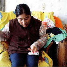 Lore es originaria de Río Florido Oaxaca y migra a Puebla a los 14 años. Ella…