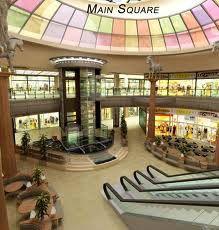 Largest shopping centers Budapest