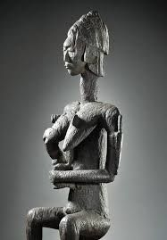 Beautiful African sculpture