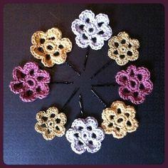 fleurs en crochet tuto