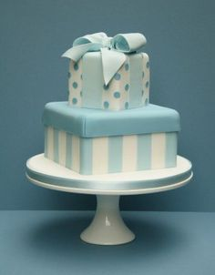 Nice baby boy cake �013 would work for a 1st birthday or even a baby shower!!!