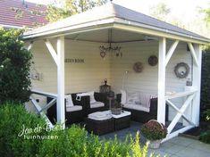 Hot Tub Gazebo, Hot Tub Backyard, Backyard Pools, Pool Decks, Natural Swimming Pools, Natural Pools, Small House Garden, Temple Gardens, Hot Tub Garden