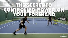 Tennis Lessons, Tennis Tips, Skill Training, Play Tennis, Tennis Players, The Secret, Coaching, Repeat, Golf
