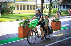 Can a National Movement for Protected Bike Lanes Push Cycling into ...