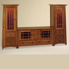 McCoy TV Cabinet | TV Tall Cabinets | Clear Creek Amish Furniture
