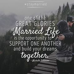 Encourage and support one another in #marriage Photo @staymarriedblog