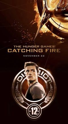 Peeta Catching Fire