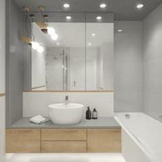Baños de estilo moderno de Saje Architekci Joanna Morkowska-Saj