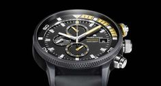 Pontos S Supercharged Watch, by Maurice Lacroix | Baxtton