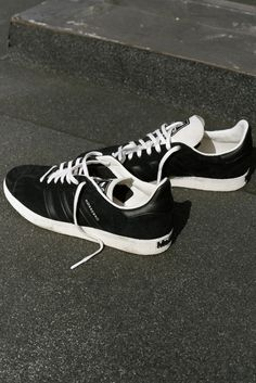 http://SneakersCartel.com Wood Wood xadidas Gazelle #sneakers #shoes #kicks #jordan #lebron #nba #nike #adidas #reebok #airjordan #sneakerhead #fashion #sneakerscartel