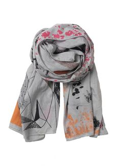Accessory of the Week - Winter Gardens scarf by Becksondergaard