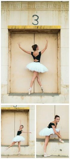 ballet senior portraits, ballet ideas, best senior photography, senior portrait ideas, senior photography, young dancer, natural light, black leotard, white tutu, dance moves, ballet poses, stances by jamie_1