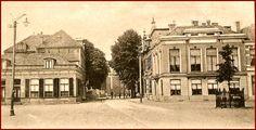 de Wierdensestraat rond 1900