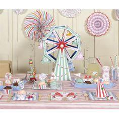 Meri Meri Toot Sweet Party Goods