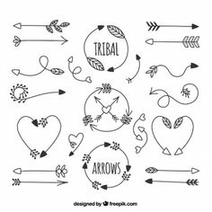 Cute designs for Bible journaling Doodle Drawings, Doodle Art, Inspiration Typographie, Bujo Doodles, Tribal Arrows, Doodle Lettering, Typography, My Journal, Bullet Journal Inspiration