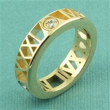 A Roman Numeral Ring from Sorella Jewelry Studio is a very special way to celebrate a very special date. Elegant roman numerals and a unique pierced band make this ring a keepsake to treasure. Roman Numeral Ring, Roman Numerals, Diamond Hoop Earrings, Diamond Earrings, Usa Gold, Gold Price, Engraved Rings, Gold Hoops, Fine Jewelry