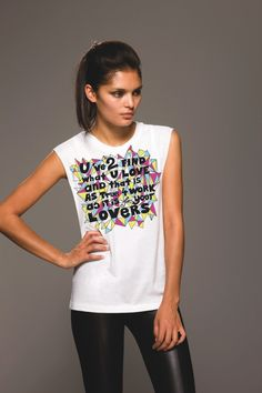 100% organic cotton t-shirt with Marta Jagus - polish designer art print !