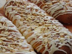 coffee cakes and danish | Bake Day.... Cream cheese babka and sourdough..... - Cooking ...