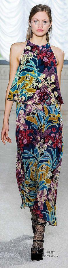 Giamba FW2015 Women's Fashion RTW | Purely Inspiration