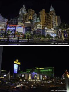 Lugares que no debes perderte en Las Vegas