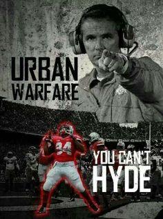 URBAN WARFARE YOU CAN'T HYDE