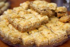 How to make easy baklava? Easy home baklava recipe – Food Recipes Baby Food Recipes, Soup Recipes, Diet Recipes, Chicken Recipes, Dessert Recipes, Desserts, Baklava Recipe, Quick Meals, Finger Foods