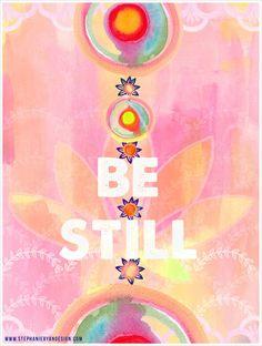 Be Still Lotus