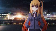 charlotte anime personajes - Buscar con Google
