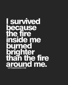 Who else is a survivor?