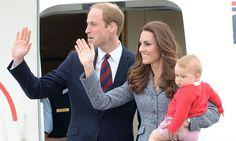 Duke and Duchess of Cambridge, with Prince George, bid farewell to Australia, to end their 2014 New Zealand and Australia tour.