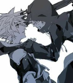 What happened in Re:Coded: (heart pictures dark) Roxas Kingdom Hearts, Kingdom Hearts Characters, Final Fantasy, Kaito, Heart Pictures, Shall We Date, Video Game Art, Sora, Anime