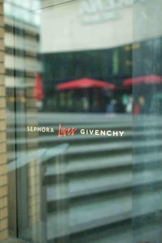 Givenchy Make Up, Beauty & Perfume Now at Sephora Switzerland. Givenchy Launch at Spehora at Papiersaal Zurich Switzerland Sephora, Givenchy Beauty, Lord, Adventure Holiday, Lipstick Collection, Switzerland, The Balm, Beauty Makeup, Product Launch