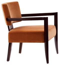 Avenue Lounge Chair : Dennis Miller Associates Fine Contemporary Furniture, Lighting and Carpets in NYC