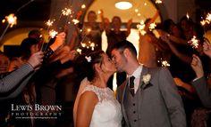Sparklers | Lewisbrownphotography