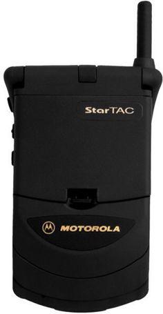 1996 StarTAC | Motorola Old Cell Phones, Flip Phones, Old Phone, New Phones, Banana Phone, 90s Tv Shows, Retro Phone, Old Technology, Geek Gadgets