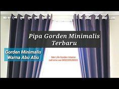 Gorden Perumahan North West Lake NG Cirtaland Bukit Palma Pakal Surabaya - YouTube Window Styles, West Lake, Surabaya, North West, Bar Chart, Curtains, Interior, Youtube, Life