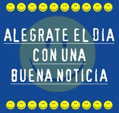 #buenasnoticias a tu #email